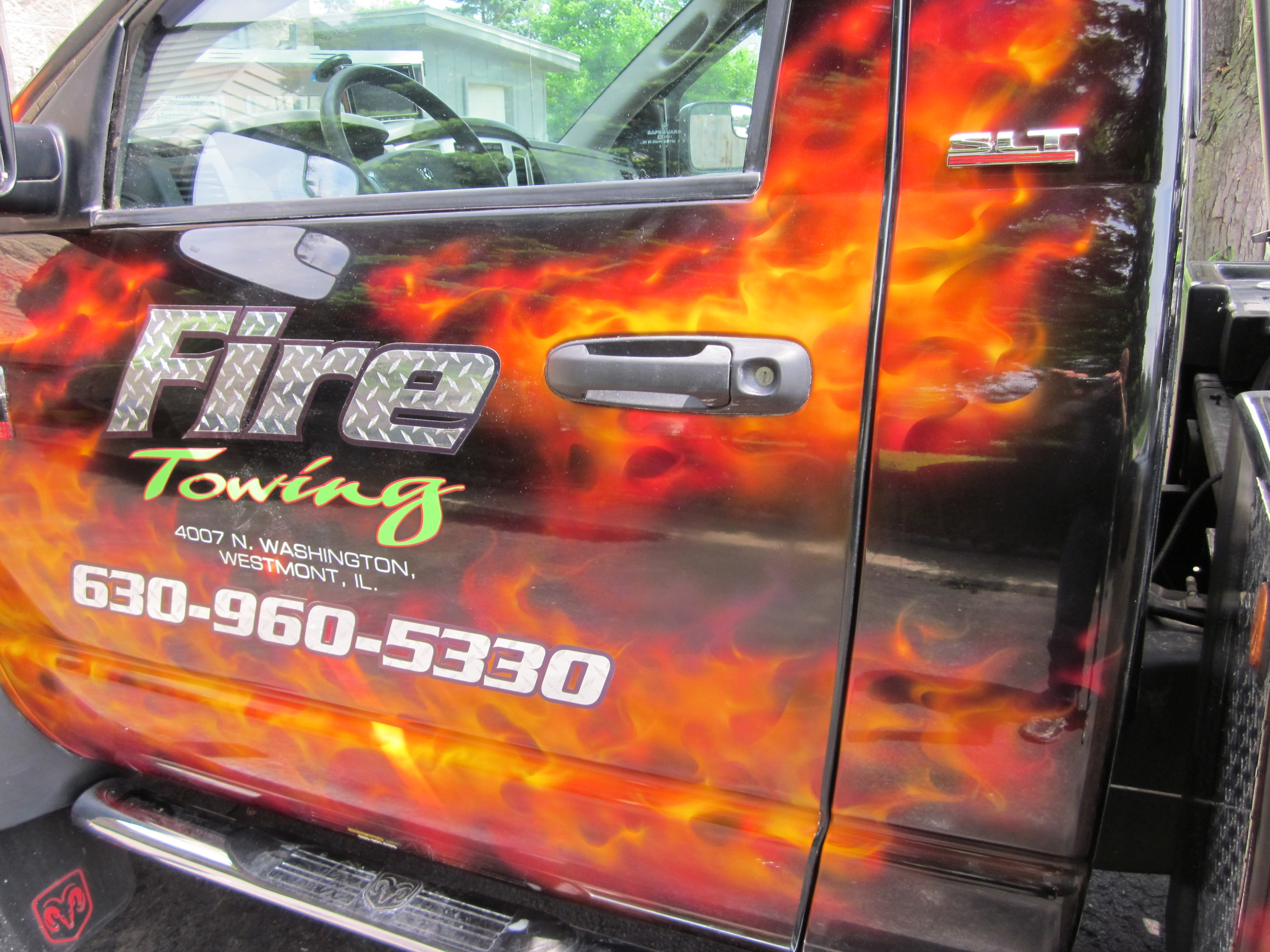 Hinsdale Airbrush Service