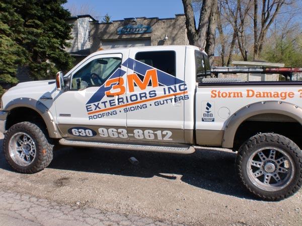 Elgin Expert Truck Lettering