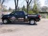 Naperville Truck Lettering