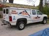 Naperville Custom Truck Lettering